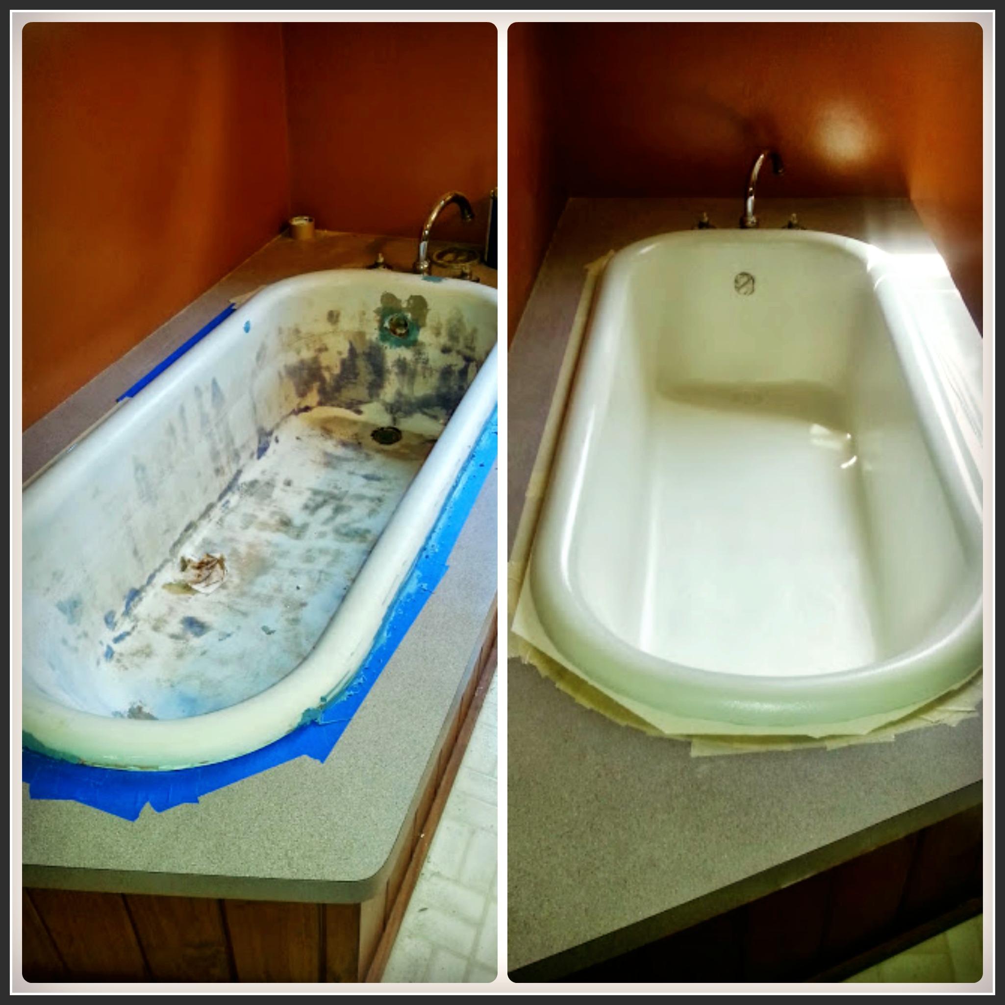 Massachusetts eastern refinishing for Bathtub refinishing