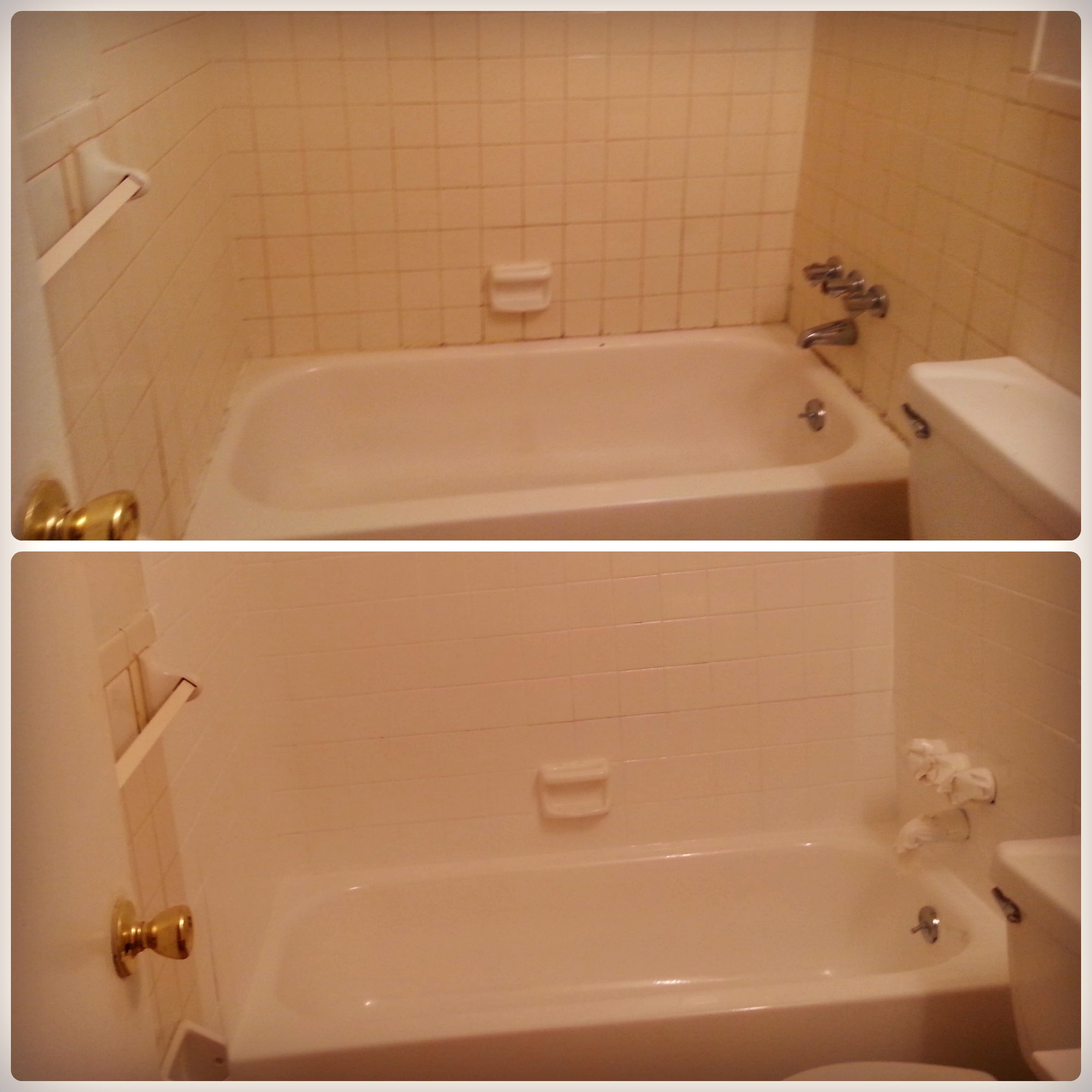 12 bathtub reglazing from cutting edge bathtub and for Bathtub refinishing