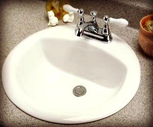 sink refinishing, sink reglazing, sink resurfacing