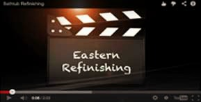 Eastern's bathtub refinishing and reglazing: Youtube Channel