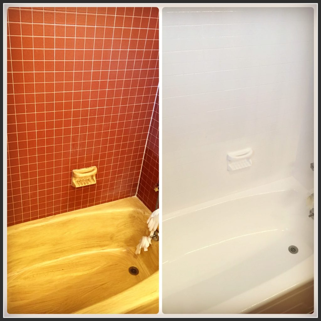 Bathtub Refinishing Services New Jersey | Eastern Refinishing